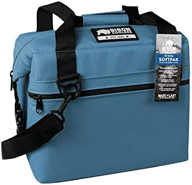 BISON COOLER 12 Can XD Series SOFTPAK Ice Chest Bag