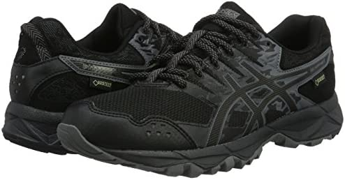 competitive price buy online low price sale Asics Womens Gel-Sonoma 3 G-TX Trail Running Shoes, Black (Black ...