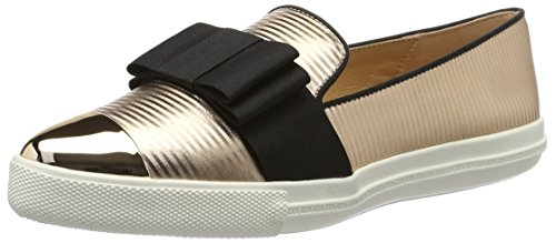 Miss Black Comb KG Top Low Metal Lisa Women's Sneakers rYOrqpxT6w