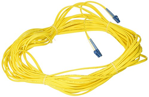 Cables to Go Cables to Go 14411 LC/LC Duplex 9/125 Single...