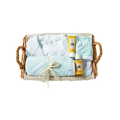 baby bath gift basket - 6