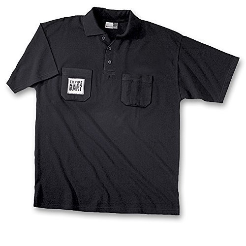 EMPIRE® Dart Polo-Shirt Schwarz