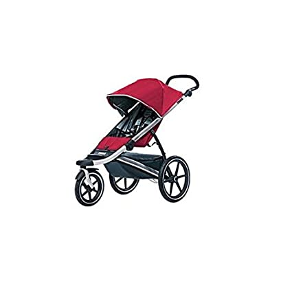 Thule 10101904 - Silla de paseo, color rojo