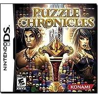 Konami Puzzle Chronicles (Nintendo DS) for Nintendo DS for Age - 10+ (Catalog Category: Nintendo DS / Puzzles)