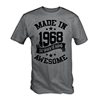 6TN Fabriqué en 1968 50 Ans of Being Excellent T Shirt
