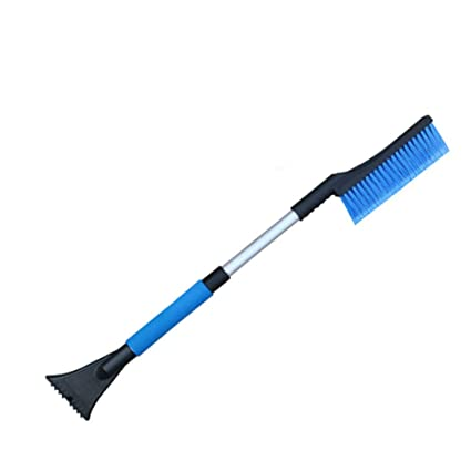 Snow Ice Scraper Removal Clean Tool Auto Car Vehicle Glass Snow Shovel Water Scraping Car Windshield Anti Slip Ice Remove Tools Tools Spade & Shovel