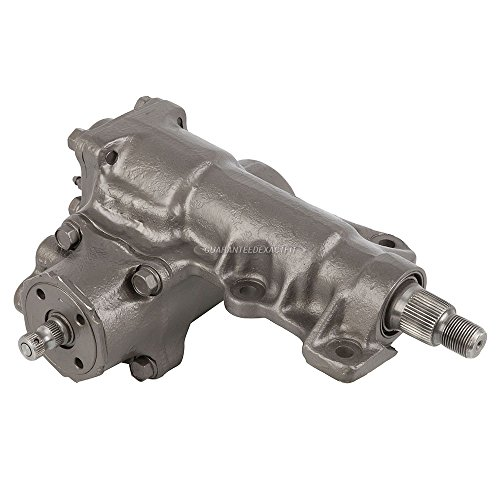 Pickup D50 Dodge - Reman Power Steering Gearbox For Dodge D50 Mitsubishi Mighty Max 2WD Pickup - BuyAutoParts 82-00258R Remanufactured