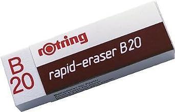 rotring Radierer rapid-eraser TB20 Doppelpack
