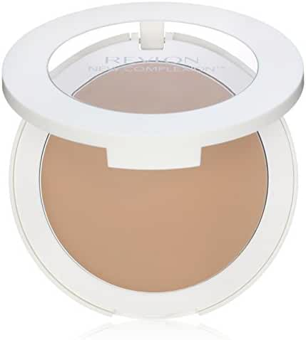 Revlon New Complexion One-Step Compact Makeup SPF 15, Ivory Beige [001] 0.35 oz