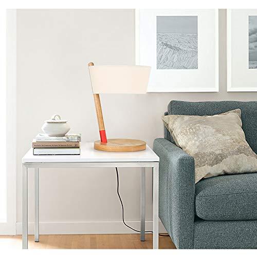 YHUJH Home Home Home Tischlampe Schlafzimmer Nachttisch kreative einfache Moderne europäische warmes Licht warme Ehe Nordic Massivholz Nachttischlampe B07K5P66T8 | Sale Online Shop  c5305e