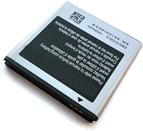 for T-Mobile Samsung Galaxy S SGH-T959V Replacement Battery ...