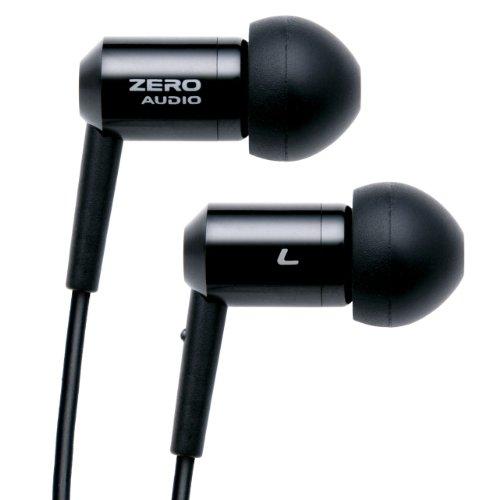 ZERO AUDIO-ear stereo headphone black ZH-BX500-BK by Zero Audio