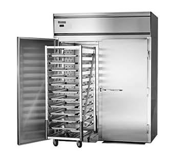 "Continental Refrigerator DL2FI 68 1/2"" Solid Door Roll-In Freezer-DL2FI"