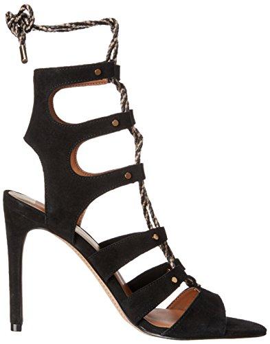 Gladiator Dolce Vita Black Howie Women's Sandal rwYUwg