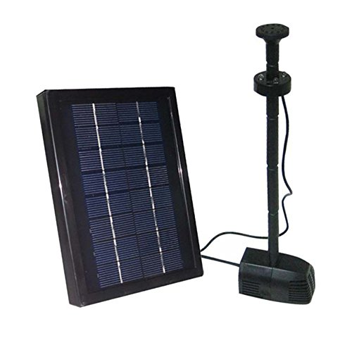 Watt Solar Water Pump Battery