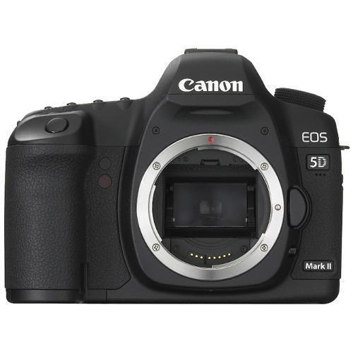 Canon EOS 5D Mark II Full Frame DSLR Camera (Body Only) (OLD MODEL)