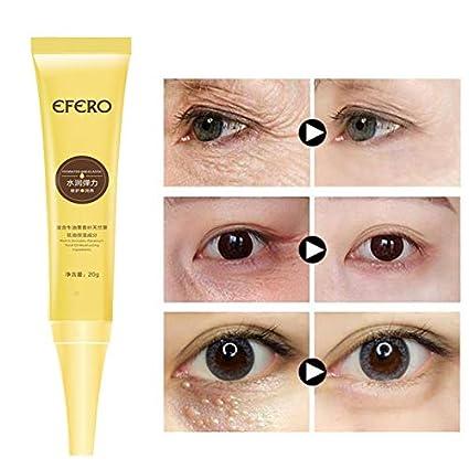 Hinchados eliminar crema para ojos