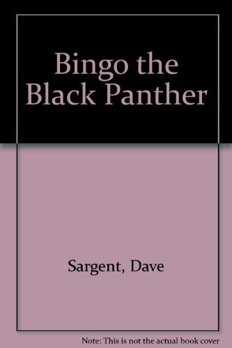 Bingo the Black Panther (Animal pride - Series Animal Pride