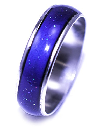 Endless Ring Original Band Mood Ring (Size 8)