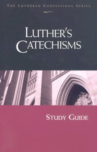 Download Luther's Catechism (Lutheran Confession) pdf epub