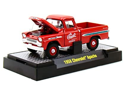 M2 Machines 1958 Chevy Apache Truck 1/64 Special Promo Car