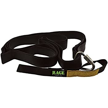 RAGE Fitness Pull Up Assist Bands, Chin Up Assist, Great for Upper Body Workout, Add or Remove Resistance