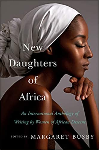 cover image New Daughters of Africa: An International Anthology of Writing by Women of African Descent