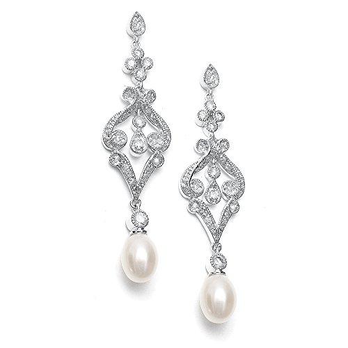 Vintage Chandelier Earrings: Amazon.com