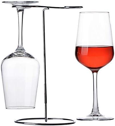 Z·Bling Copas de Vino Tinto,Cristalería Copas de Vino Personalizada Juego 2 Piezas en Forma Clásica,Vidrio Transparente sin Plomo Soplado a Mano para Vino Tinto,Vino Blanco,Espumoso - 350 ML