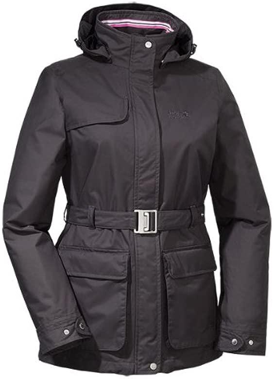 Jack Wolfskin Kimberley Parka Womens Waterproof Jacket