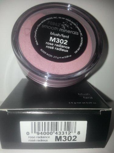 Avon Smooth Minerals Blush Rose Powder 0.09 oz