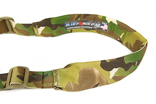 Blue Force Gear Vickers Combat Applications Sling, Nylon Adjuster and Hardware (Multicam Arid) by Blue Force Gear