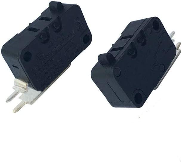 W10195039 Dishwasher Float Switch 2 Pack For Whirlpool Kenmore Dishwasher WPW10195039 PS11750031 MS10-06