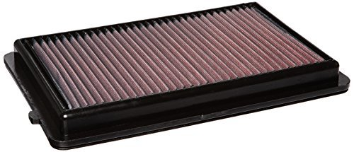 K&N 33-2489 High Performance Replacement Air Filter by K&N