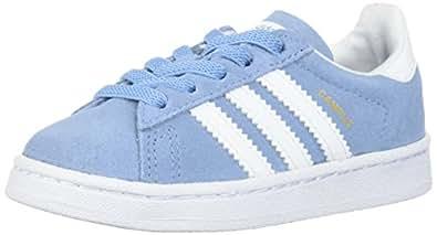 adidas Originals Unisex-Child Boys DB1353 Campus El Blue Size: 4 Toddler