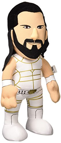 Bleacher Creatures WWE Seth Rollins 10'' Plush Figure Toy Figure, White by Bleacher Creatures