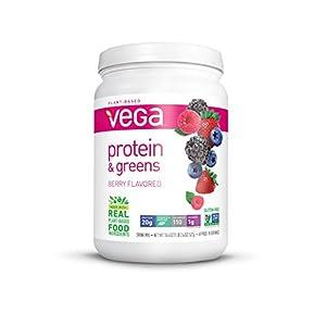 Vega Protein and Greens Tub Powder