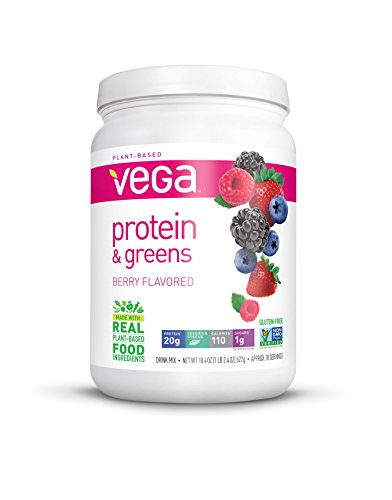 Vega Protein and Greens Tub Powder