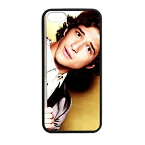 iPhone 5 Case, [Teen Wolf-Tyler Posey] iPhone 5,5s Case Custom Durable Case Cover for iPhone5s pc hard case (Laser Technology)