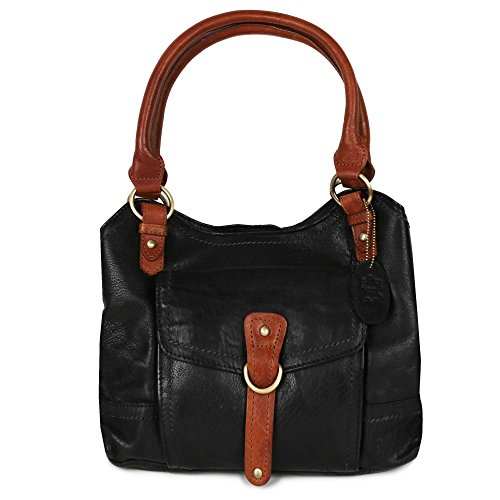 tan Bolla Shoulder Black Womens Fern Bag wpO0q