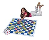 S&S Worldwide 24601 Jumbo Snakes & Ladders