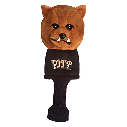 (Team Golf NCAA Pitt Panthers Mascot Golf Club Headcover, Fits most Oversized Drivers, Extra Long Sock for Shaft Protection, Officially Licensed Product)