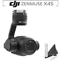 DJI Zenmuse X4S Camera and Gimbal for DJI Inspire 2 Quadcopter & eDigitalUSA Microfiber Cleaning Cloth