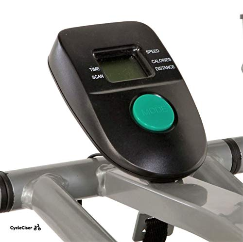 Cycleciser Elliptical Machine for Home Use Trainer Bike Women Cardio Equipment Seniors by Cycleciser (Image #3)