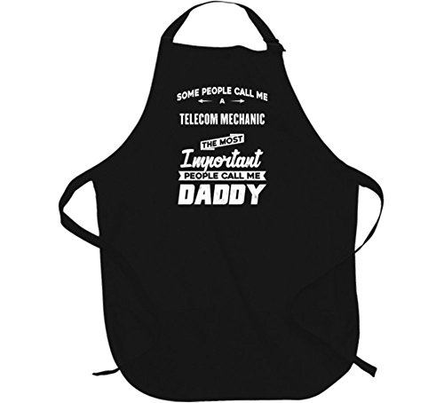 telecom-mechanic-important-people-call-me-daddy-dad-fathers-day-gift-apron-l-black