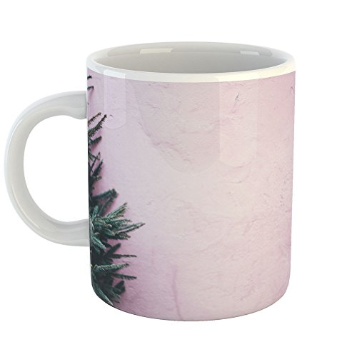Westlake Art - Lights Tree - 11oz Coffee Cup Mug - Modern Pi