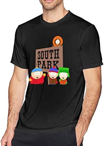 男の サウスパーク South Park Tシャツ メンズ 半袖 綿 ゆったり 薄手 夏 おしゃれ おおきいサイズ