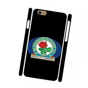 3D Cover Blackburn FC Logo Iphone 6,Iphone 6S (4.7 Pulgadas) Carcasa Ultrafina Snap On Pattern Hart Fall