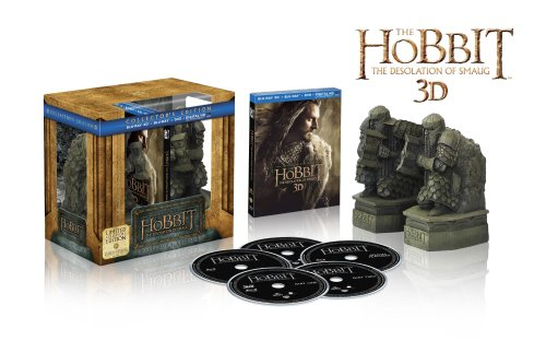 The Hobbit: The Desolation of Smaug Limited Edition With Bookends – LOTR