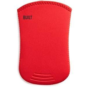 BUILT - Funda calcetín de neopreno para tablets de 7 pulgadas, color rojo intenso